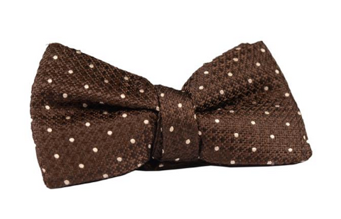 Tom Ford brown bow tie