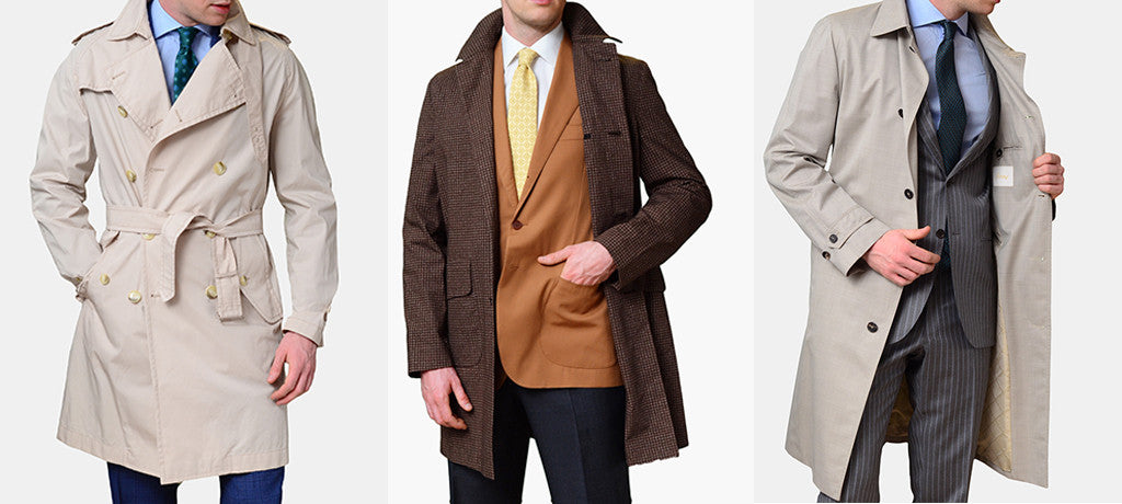 Coats and Jackets at Sartorile.com