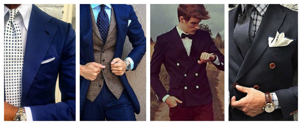 How long should blazer sleeves be?