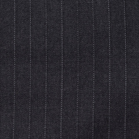 BELVEST Handmade Gray Striped Wool Super 180's Suit EU 50 NEW US 40