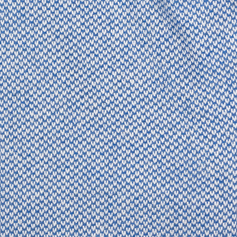 CESARE ATTOLINI Napoli Hand Made Light Blue Cashmere Jacket EU 50 NEW US 40