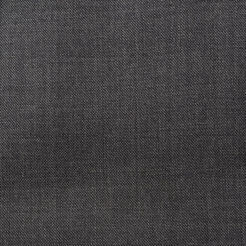 ANDERSON & SHEPPARD Savile Row Bespoke Gray Wool DB Suit US 44