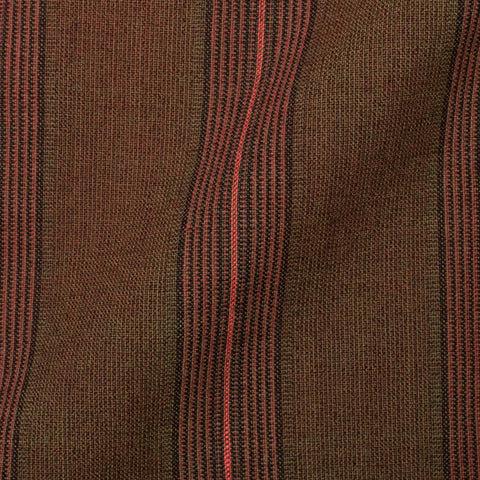 BOGLIOLI Galleria Multi-Color Striped Wool-Silk-Linen Jacket 50 NEW 40