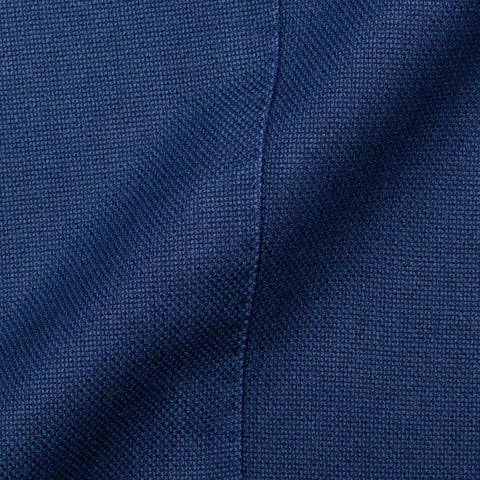 "BOGLIOLI Milano ""K. Jacket"" Blue Wool Unlined Jacket Sport Coat NEW"