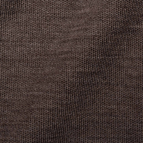 "BOGLIOLI Milano ""K. Jacket"" Brown Wool-Cotton Unlined Jersey Jacket 48 NEW US 38"