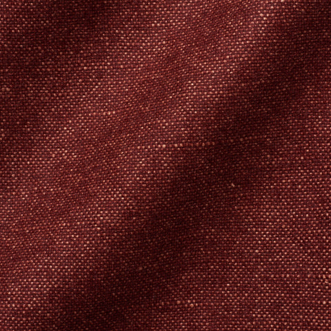 "BOGLIOLI Milano ""K. Jacket"" Burgundy Cashmere-Linen Unlined Jacket 48 NEW US 38"
