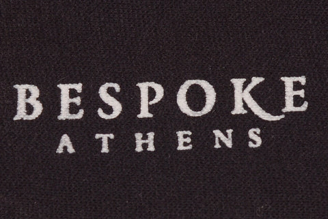 BRESCIANI For BESPOKE ATHENS Anthracite Cotton Knee High Socks 10.5-12 NEW L