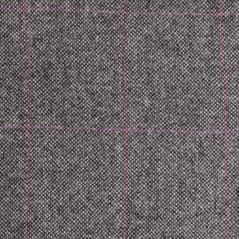 "BRIONI ""PALATINO"" for ARAMIS Gray Wool-Cashmere Jacket EU 58 NEW US 48"
