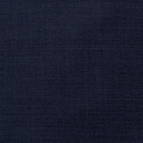 CANALI 1934 Navy Blue Wool-Silk Suit EU 58 NEW US 48 2019-20 Model