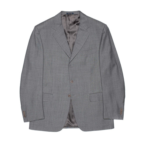 CASTANGIA 1850 Gray Wool Jacket Sport Coat EU 54 NEW US 44 Long