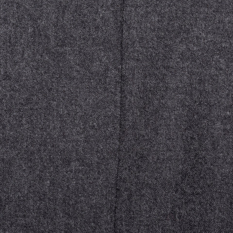 CASTANGIA 1850 Gray Wool-Cashmere Flannel Suit EU 48 NEW US 38
