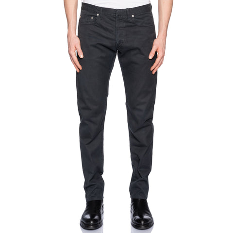 DIOR Homme Made in Italy Dark Gray Slim Fit Jeans US 33 9H