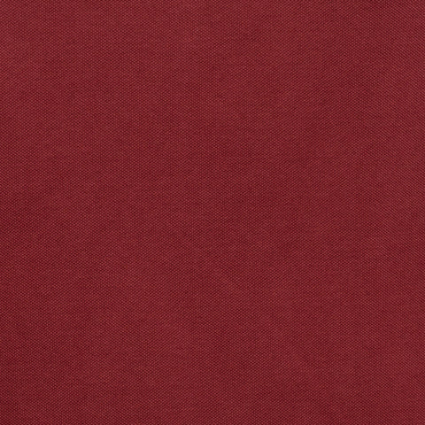 "FEDELI 34 LAB Solid Burgundy ""Dusty System"" Cotton Pique Polo Shirt 50 NEW US M"