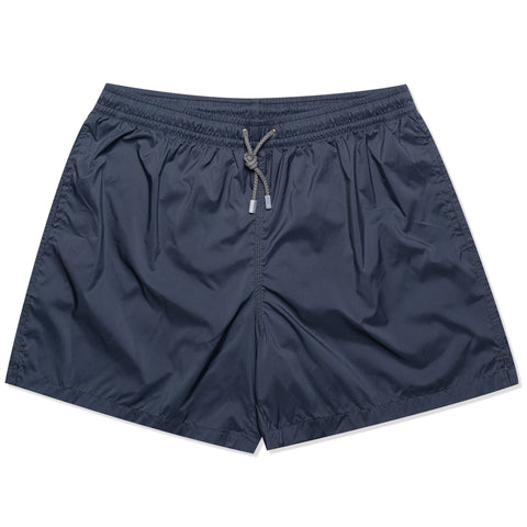 FEDELI Solid Charcoal Gray Madeira Airstop Swim Shorts Trunks NEW 2XL