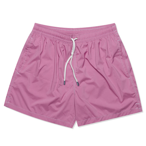FEDELI Solid Mallow Madeira Airstop Swim Shorts Trunks NEW