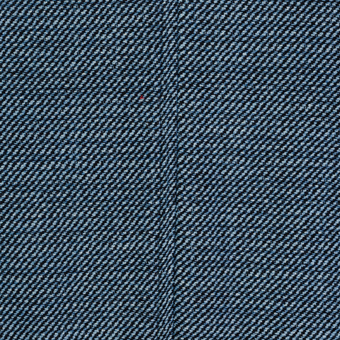 "ISAIA Napoli ""Augus"" Handmade Blue Denim Unlined Jacket EU 50 NEW US 40"