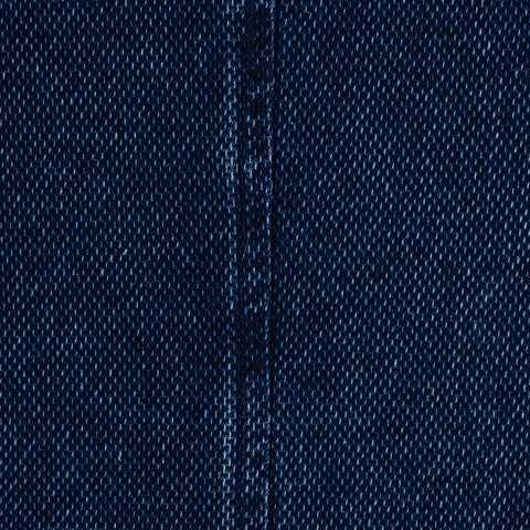 "ISAIA Napoli ""Augusto Indigo Wash"" Navy Blue Denim Unlined Jacket 50 NEW US 40"