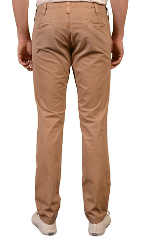 J BRAND KANE Sand Dunne Tan Cotton Slim Fit Casual Pants US Size 31