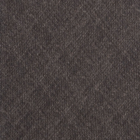 KITON Napoli Hand-Made Seven Fold Solid Gray Wool-Silk Tie NEW