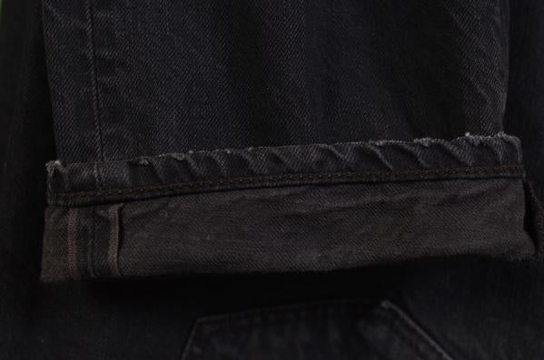 MR PORTER X LEVI'S 501 CT USA Denim Selvedge Jeans 3 Pack 32x34 Limited of 100