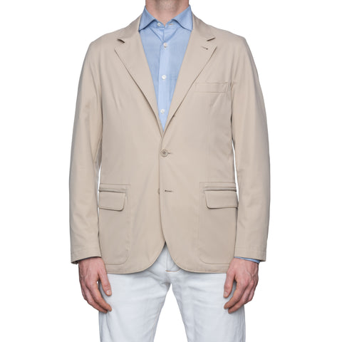 "LORO PIANA ""Voyager"" Wind Stretch Storm System Jacket Blazer NEW Foldaway"