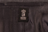RUBINACCI LH Hand Made London House Bespoke Gray Wool Suit EU 50 NEW US 38 40 - SARTORIALE - 12