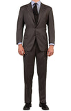 RUBINACCI LH Hand Made London House Bespoke Gray Wool Suit EU 50 NEW US 38 40 - SARTORIALE - 1