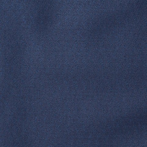 SARTORIA CASTANGIA Blue Geometric Wool Dinner Jacket with Silk Lining 50 NEW 40