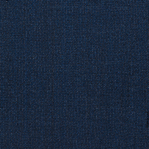 SARTORIA CASTANGIA Handmade  Blue Wool Suit EU 52 NEW US 42