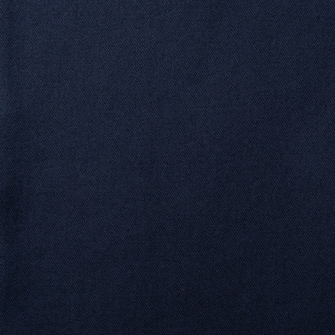 SARTORIA CASTANGIA Navy Blue Twill Cotton Suit NEW