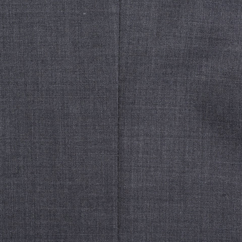 SARTORIA CASTANGIA Handmade Gray Wool Super 140's Jacket EU 52 NEW US 42