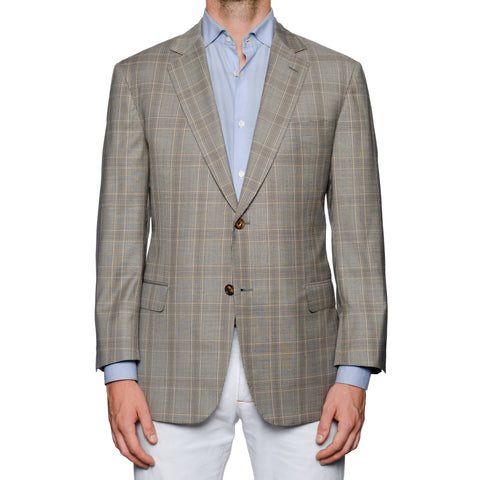 SARTORIA CASTANGIA Platinum Collection 130's Jacket 54 NEW US 42 Made for Celeb