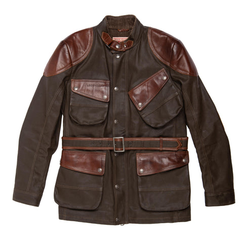 THEDI LEATHERS X LEGENDARY Armalith Legendary Touring Jacket NEW Size M Slim