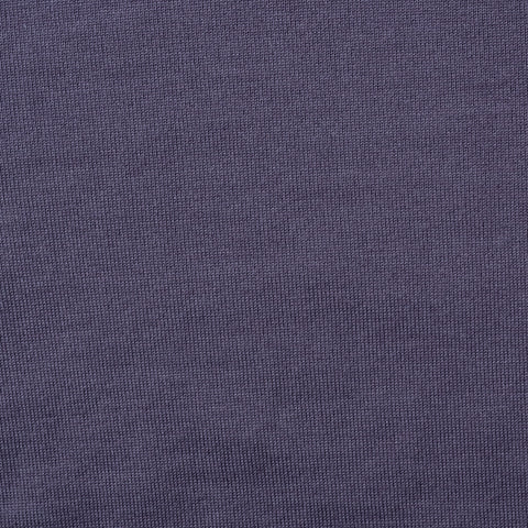 TOM FORD Purple Cashmere-Silk Crewneck Sweater EU 50 US M