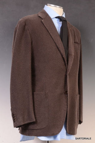 "KITON Napoli Hand Made ""Washed"" Cashmere Soft Jacket US 38 40 Short NEW EU 50 - SARTORIALE - 2"