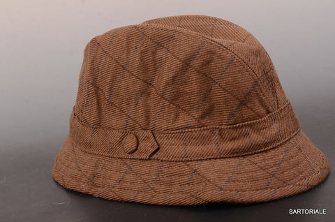 "RUBINACCI London House by Herbert Johnson UK Wool Tweed ""Humphrey"" Hat 7 1/8-58 - SARTORIALE - 1"