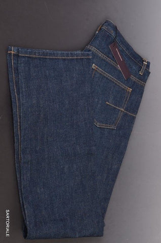 DIOR HOMME Denim Blue Jeans Pants Made In Japan US 33 PI3 - SARTORIALE - 1