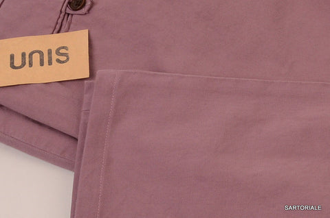 UNIS Made In USA Mallow Cotton Slim Fit Chino Pants NEW 33 - SARTORIALE - 2