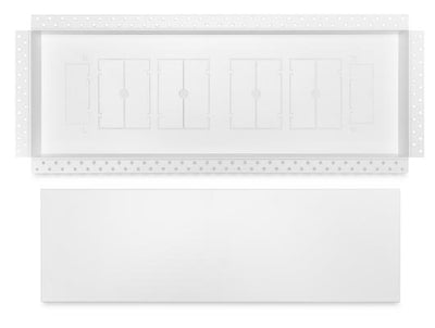 "Aria Drywall Pro Vent - 10"" x 30.25"""
