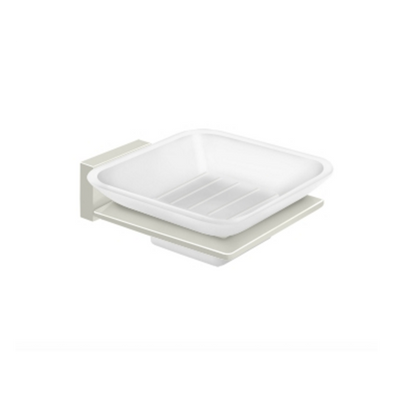 55D Series Soap Dish with Glass