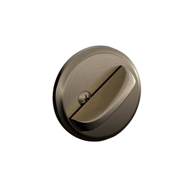 Schlage One-Sided Deadbolt
