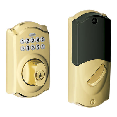 Schlage Connect™ Keypad Deadbolt