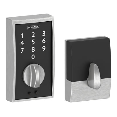 Schlage Touch™ Keyless Touchscreen Deadbolt