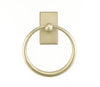 Sandcast Bronze Towel Ring