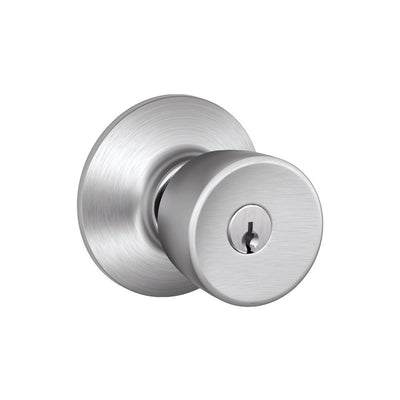 Schlage Bell Keyed Entrance Knob