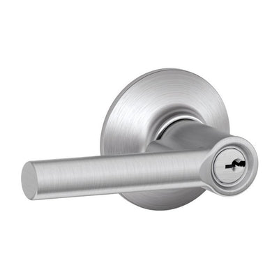 Schlage Broadway Keyed Entrance Leverset