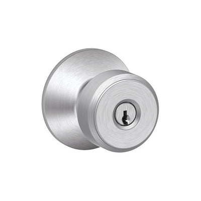 Schlage Bowery Keyed Entrance Knob