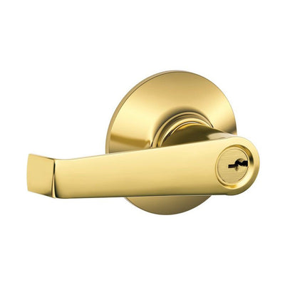 Schlage Elan Keyed Entrance Leverset