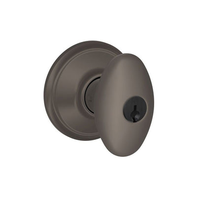 Schlage Siena Keyed Entrance Knob