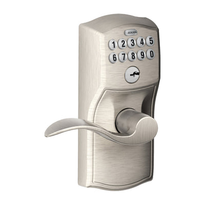 Schlage Connect™ Keypad Leverset